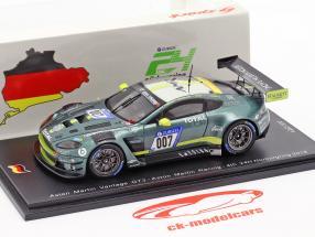 Aston Martin Vantage GT3 #7 24h Nürburgring 2018 Aston Martin Racing 1:43 Spark