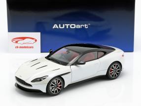 Aston Martin DB11 coupe Bouwjaar 2017 wit metalen 1:18 AUTOart