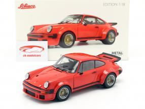 Porsche 934 anno di costruzione 1976 guardie rosso 1:18 Schuco