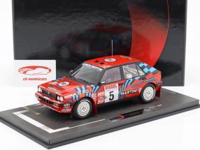 Lancia Delta Integrale HF 16V #5 Rallye San Remo 1989 Auriol, Occelli 1:18 BBR