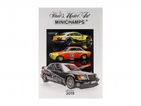 Minichamps Catalog Edition 2 2019