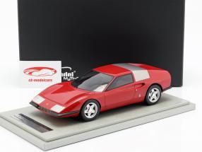 Ferrari P6 Pininfarina prototype année de construction 1968 corsa rouge 1:18 Tecnomodel