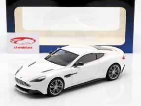 Aston Martin Vanquish år 2015 hvid 1:18 AUTOart