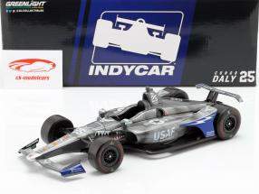 Conor Daly Honda #25 IndyCar Series 2019 Andretti Autosport 1:18 Greenlight