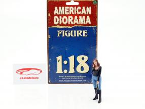 Ladies Night Lindsay figura 1:18 American Diorama