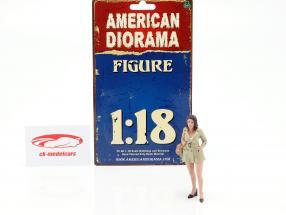 Ladies Night Betty Figur 1:18 American Diorama