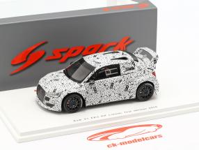 Audi S1 EKS RK Loheac Test Version 2018 Mattias Ekström 1:43 Spark