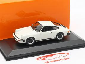 Porsche 911 SC Baujahr 1979 hvid 1:43 Minichamps