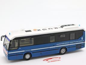 Lohr L96 IRCGN politiet bus Frankrig Opførselsår 1996 blå 1:43 Altaya
