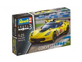Chevrolet Corvette C7.R #4 estojo 1:24 Revell