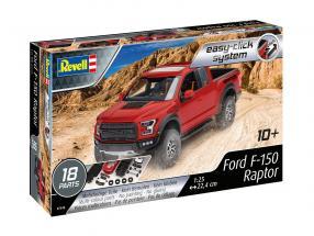 Ford F-150 Raptor uitrusting rot 1:25 Revell