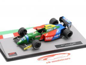 Nelson Piquet Benetton B190 #20 formula 1 1990 1:43 Altaya
