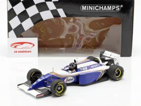 Damon Hill Williams FW16 #0 2 ° brasiliano GP formula 1 1994 1:18 Minichamps