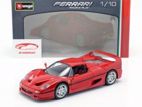 Ferrari F50 rojo 1:18 Bburago