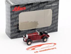 Set Piccolo collectors catalog 1994-2016 With Mercedes-Benz SSKL dark red 1:90 Schuco