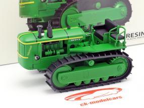 Deutz 60 PS kæde traktor grøn 1:32 Schuco