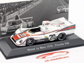 Porsche 936 #20 Winnaar 24h LeMans 1976 Ickx, Lennep 1:43 Spark