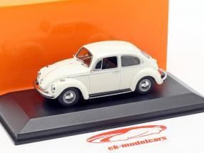 Volkswagen VW 1302 Bouwjaar 1970 wit 1:43 Minichamps