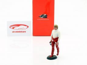 Didier Pironi Fahrerfigur 1:18 LeMansMiniatures