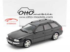 Audi Avant RS2 year 1994 black 1:18 OttOmobile