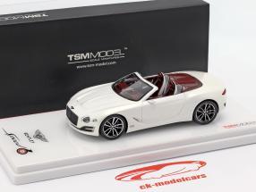 Bentley EXP 12 Speed 6E Cabriolet Bouwjaar 2015 wit 1:43 TrueScale