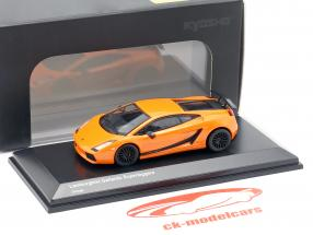 Lamborghini Gallardo Superleggera orange 1:64 Kyosho