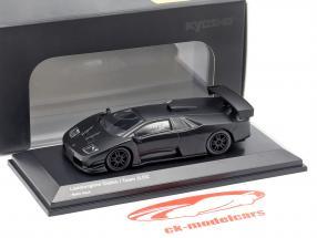 Lamborghini Diablo Team JLOC estera negro 1:64 Kyosho