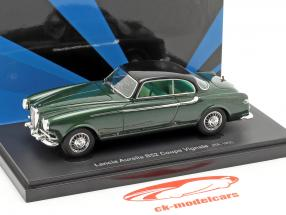 Lancia Aurelia B52 Coupe Vignale year 1952 dark green / black 1:43 AutoCult