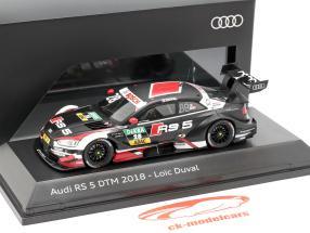 Audi RS 5 DTM #28 DTM 2018 Loic Duval 1:43 Spark