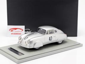 Porsche 356 SL #47 24h LeMans 1951 Sauerwein, Brunet 1:18 Tecnomodel