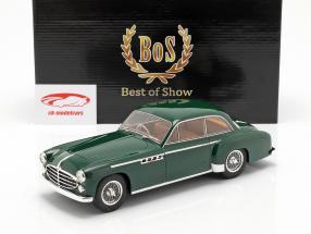 Delahaye 235 MS Coupe Chapron año de construcción 1953 verde oscuro 1:18 BoS-Models