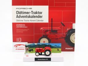 Porsche Oldtimer trator Advent Calendar 2019: Porsche Master 419 1:43 Franzis
