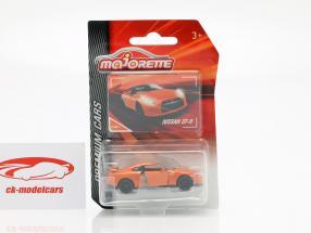 Nissan GT-R naranja 1:64 Majorette