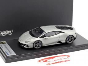 Lamborghini Huracan Evo cinza 1:43 LookSmart