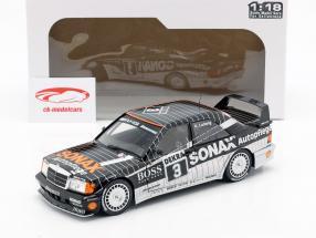 K. Ludwig Mercedes-Benz 190E 2.5-16 Evolution II #3 DTM Champion 1992 1:18 Solido