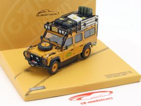 Land Rover Defender 110 Camel Trophy Support Unit Sabbah-Malaysia 1993 1:43 Almost Real