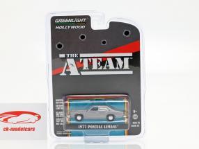 Pontiac LeMans 1977 série de TV o A-Team (1983-87) cinza prata 1:64 Greenlight