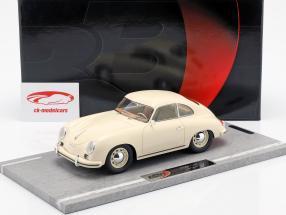 Porsche 356A anno di costruzione 1955 avorio 1:18 BBR