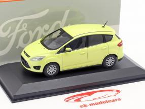 Ford C-Max amarillo 1:43 Minichamps