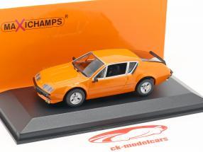 Renault Alpine A310 Bouwjaar 1976 oranje 1:43 Minichamps