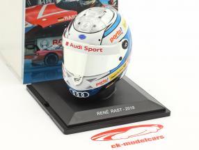 Rene Rast Audi RS 5 #33 DTM 2018 casque 1:5 Spark