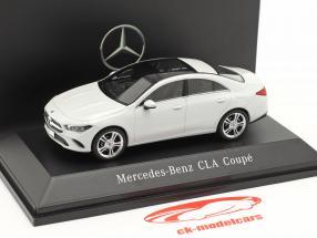 Mercedes-Benz CLA Coupe (C118) Bouwjaar 2019 digital wit 1:43 Spark