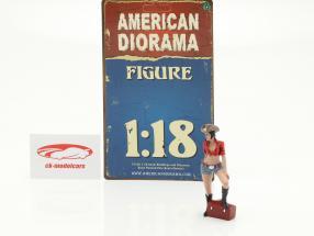 The Western Style III figure 1:18 American Diorama