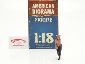 The Western Style VII cifra 1:18 American Diorama