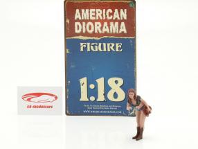 The Western Style V figura 1:18 American Diorama