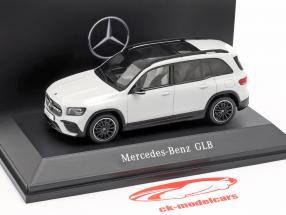 Mercedes-Benz GLB (X247) Bouwjaar 2019 digital wit 1:43 Spark