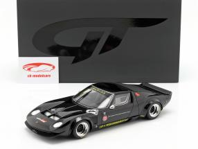 Lamborghini Miura LB-Works year 2018 black 1:18 GT-SPIRIT