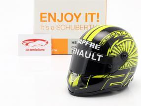Nico Hülkenberg Renault R.S.19 #11 formel 1 2019 hjelm 1:2 Schuberth