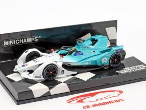 Tom Dillmann NIO Sport 004 #8 fórmula E temporada 5 2018/19 1:43 Minichamps