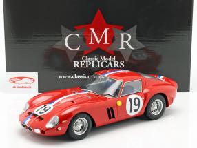 Ferrari 250 GTO #19 2e 24h LeMans 1962 Noblet, Guichet 1:12 CMR